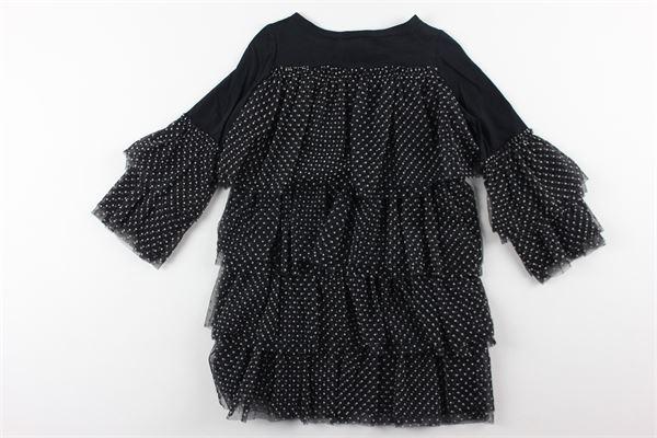DOU DOU | Dress | TA01NERO