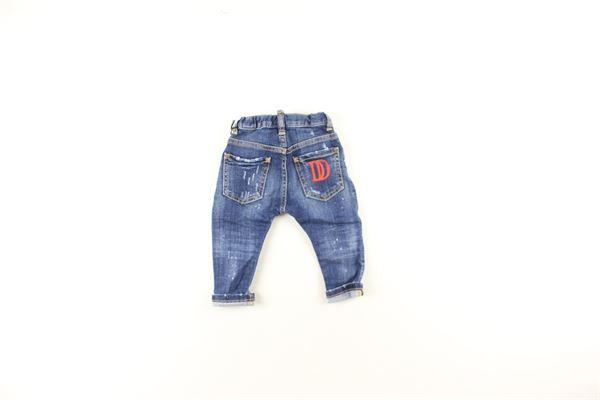 DSQUARED | Jeans | DQ01TCD00VTBLU