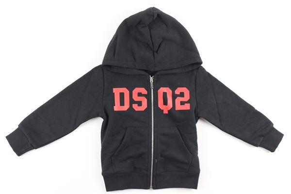 DSQUARED | Sweatshits | DQ03BD007NERO