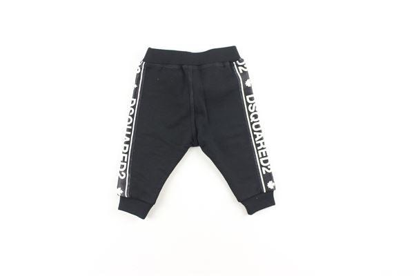 DSQUARED | Trousers | DQ03NBD00V3NERO