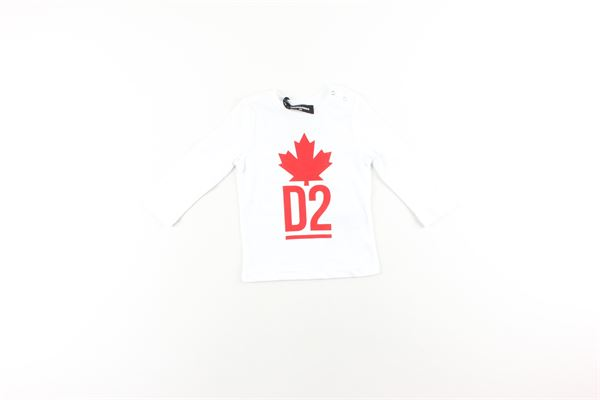 DSQUARED |  | DQ03PWD00A8BIANCO