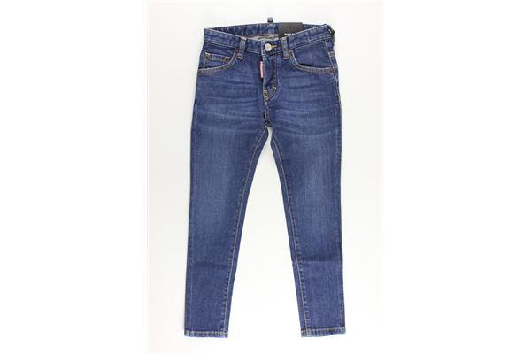 DSQUARED2 | Jeans | DQ03LD2BLU