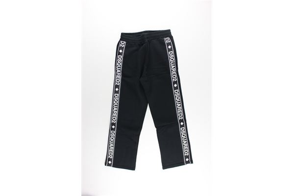 DSQUARED2 | Trousers | DQ03NNERO
