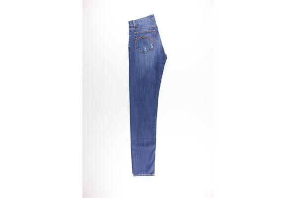 jeans 5 tasche 98%cotone E. MARINELLA | Jeans | M865JEANS