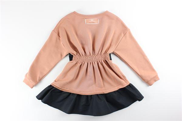 ELISABETTA FRANCHI | Dress | EFAB291SALMONE