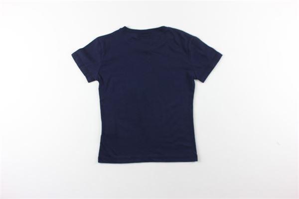 t-shirt tinta unita con stampa EVERLAST | T-shirts | 024734BLU