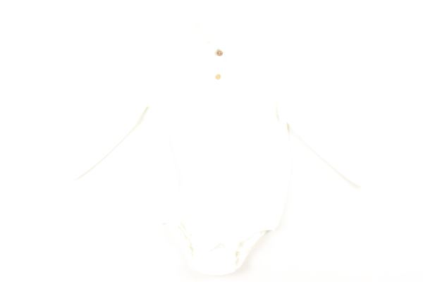 camicia body manica lunga FINA EJERIQUE | Camicie | O19B3625BIANCO