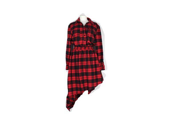 GAELLE | Dress | GBD7228ROSSO