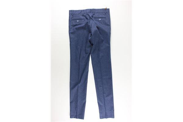 GIOSBRUN | Trousers | PAK18W01BLU