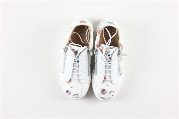 GIUSEPPE ZANOTTI | Shoes | KIDLONDONBIANCO