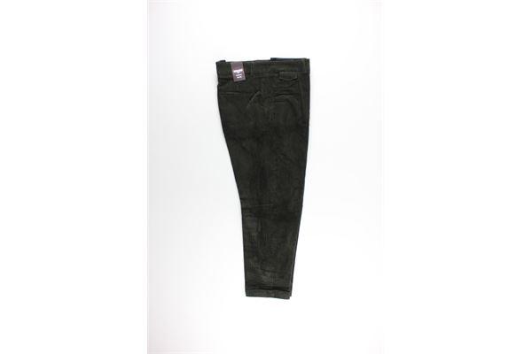 GOLDEN CRAFT | Trousers | GC1PFW20215492VERDE MILITARE
