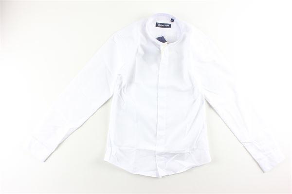 GREAT FUN | Shirts | FNMBSH2694BIANCO
