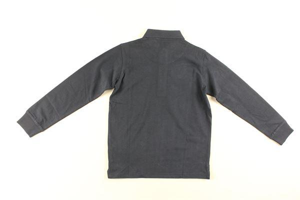 polo manica lunga tinta unita HARMONT & BLAINE | Polo | 3190JL007BLU