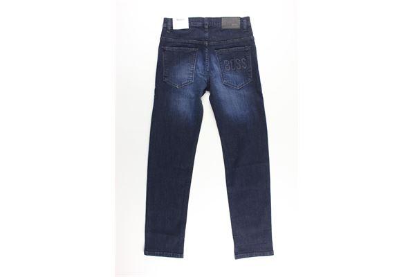 jeans tinta unita HUGO BOSS | Jeans | J2466BLU