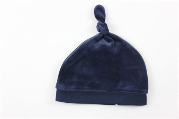 cappello tinta unita stampa logo HUGO BOSS | Cappelli | J91119XBLU