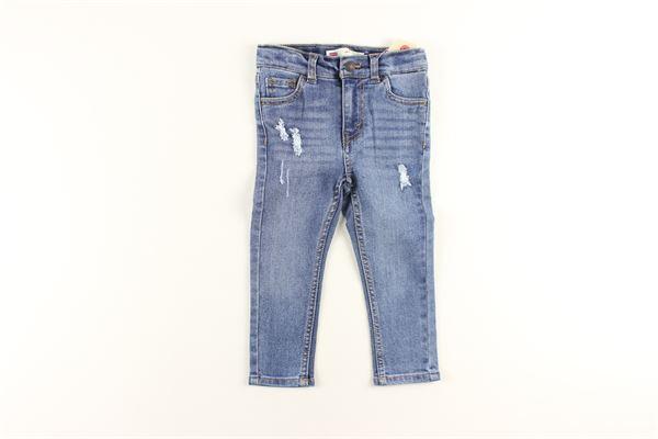 jeans 5 tasche elastico in vita LEVI'S | Jeans | 6E9014BLU