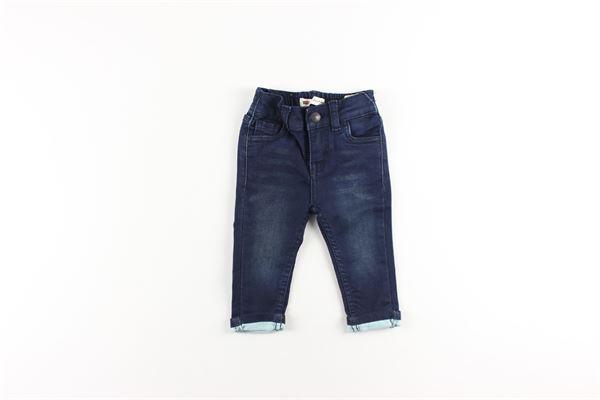 jeans 5 tasche elastico in vita LEVI'S | Jeans | 6EA228BLU