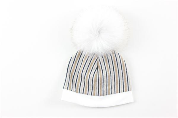 I DELFI | Hats | 2225BIANCO