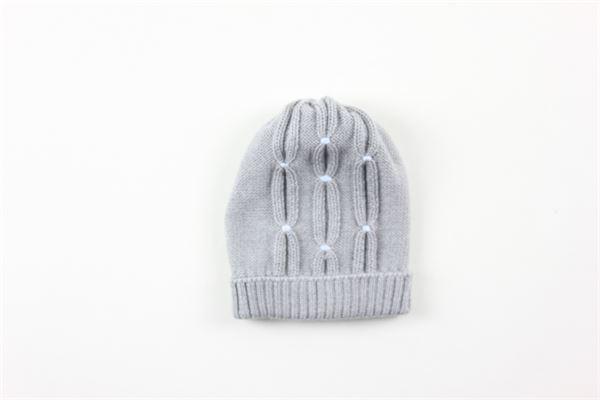 cappello tinta unita I DELFI | Cappelli | 2413GRIGIO