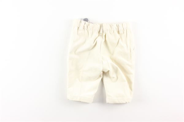 pantalone velluto tinta unita tasca america I PINCO PALLINO | Pantaloni | 0041PANNA