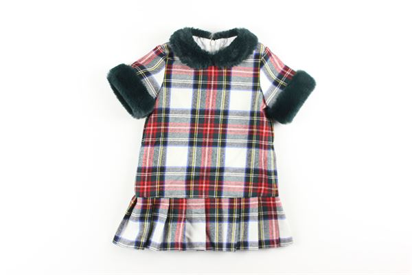 IL GUFO | Dress | A19VM535W041VERDE