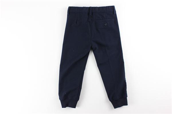 IL GUFO | Trousers | A20PL013BLU