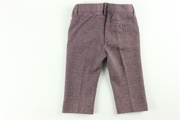 IL GUFO | Trousers | A20PL083BORDEUAX
