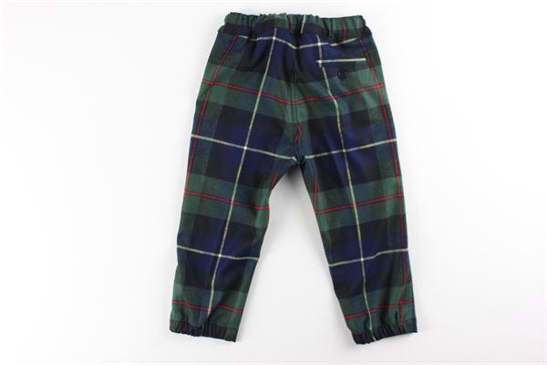 IL GUFO | Trousers | A20PL261BLU/VERDE