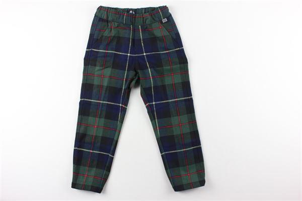 IL GUFO | Trousers | A20PL261W3046VERDE