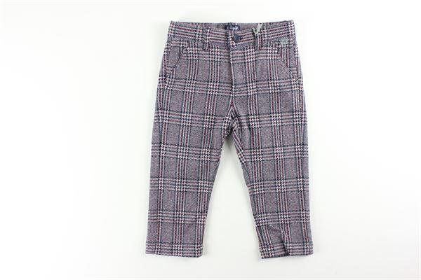 IL GUFO | Trousers | A20PL294BLU