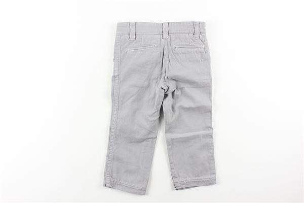 pantalone tinta unita girovita regolabile tasca america IVY OXFORD | Pantaloni | 14IYNMGRIGIO
