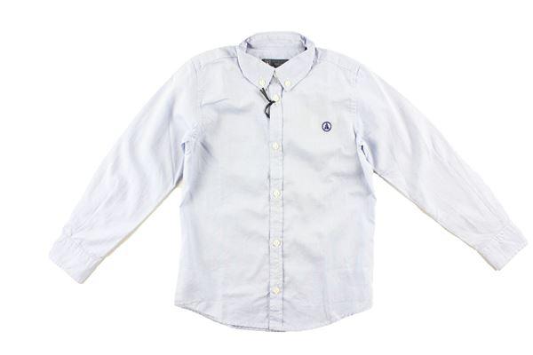 camicia manica lunga tinta uita IVY OXFORD | Camicie | CA52CELESTE