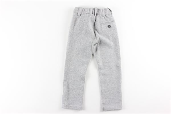 JIMMY B.   Trousers   73025GRIGIO