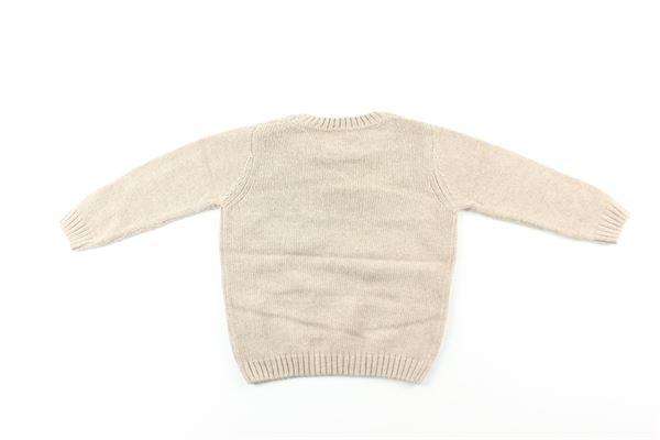 maglia tinta unita J.O. MILANO | Maglie | 063F22BEIGE