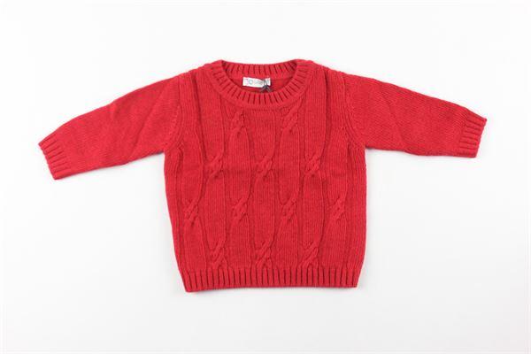 maglia tinta unita J.O. MILANO | Maglie | 063FXROSSO