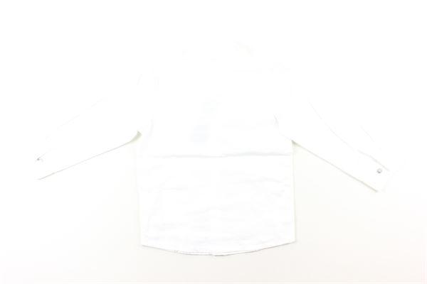 camicia manica lunga tinta unita J.O. MILANO | Camicie | 066Z22BIANCO