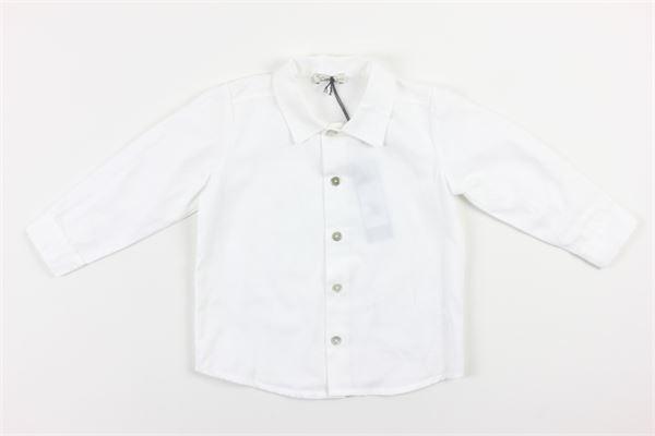 camicia manica lunga tinta unita J.O. MILANO | Camicie | 066Z8BIANCO