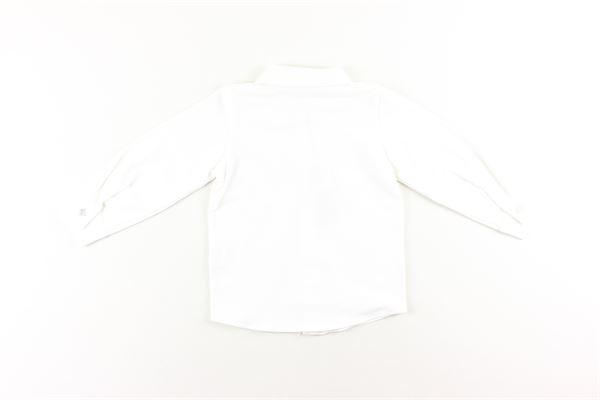 camicia manica lunga tinta unita J.O. MILANO | Camicie | 666ZABIANCO