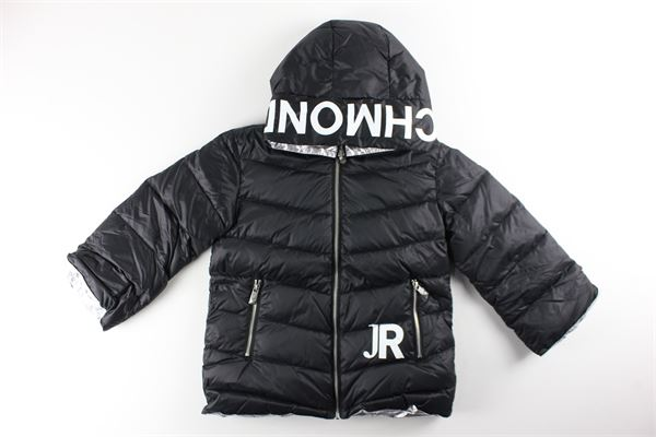 giubbino reversibile bicolore JOHN RICHMOND | Giubbini | RGA20304PINERO/ARGENTO