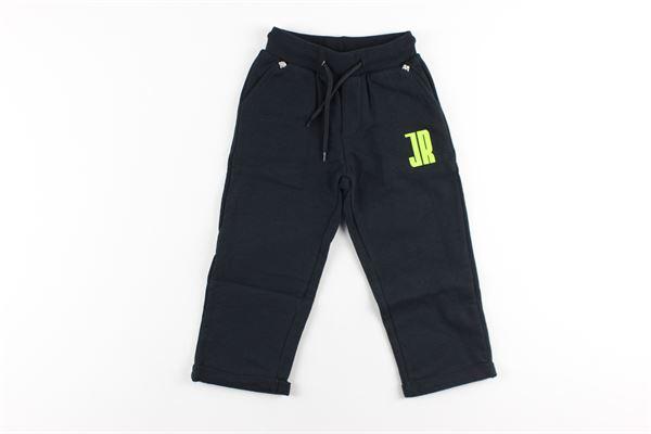 pantaloni in felpa tinta unita JOHN RICHMOND | Pantaloni | RIA20002PANERO