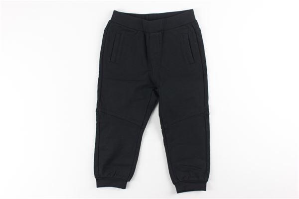 pantaloni tuta tinta unita con stampa JOHN RICHMOND | Pantaloni | RIP19029PANERO