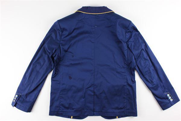 giacca tinta unita JOHN TWING | Giacche | JTO4157BLU