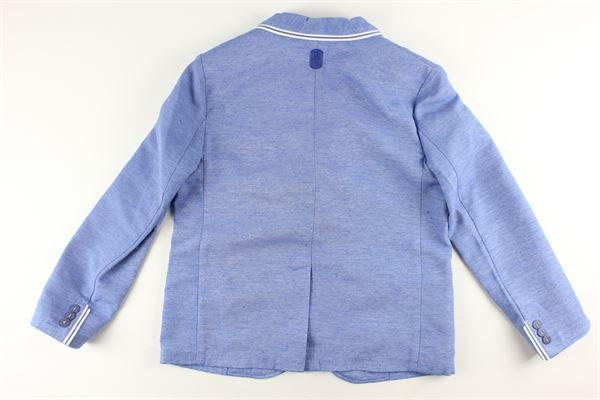 giacca tinta unita JOHN TWING | Giacche | JTO4161CELESTE