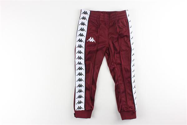 KAPPA   Trousers   303KUC033BORDEAUX