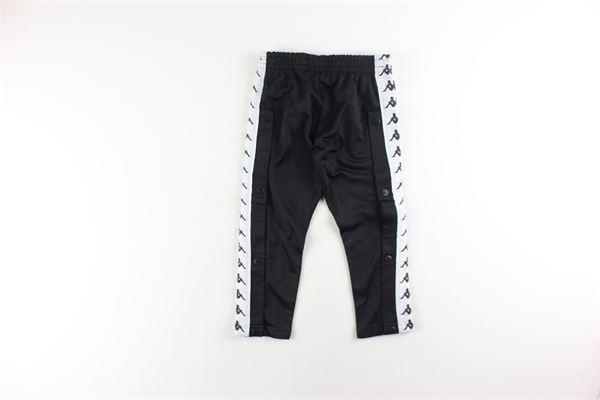 KAPPA   Trousers   303KUE0NERO
