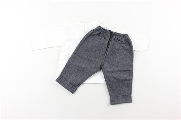 completo shirt + pantalone LALALU'   Completi   CFL1DGRIGIO