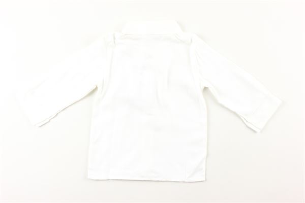 camicia manica lunga tinta unita LALALU'   Camicie   CTL04DBIANCO