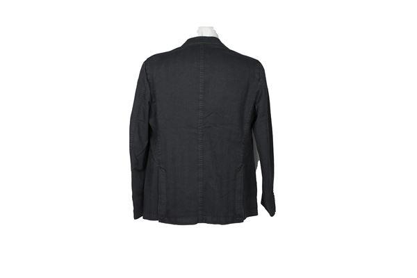 giacca tinta unita 100%cotone L.B.M.1911 | Giacche | 2781GRIGIO