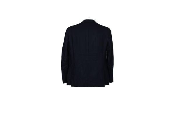 giacca tinta unita L.B.M.1911 | Giacche | 317582043BLU