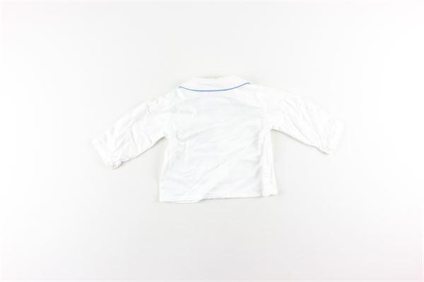 LITTLE BEAR   Shirts   4123BIANCO
